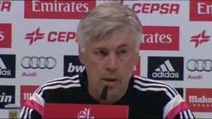 Ancelotti elogia a James