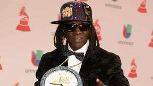Flavor Flav Arrested on Six Crimes