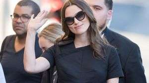 Keira Knightley Welcomes First Baby!