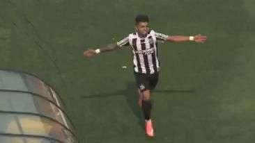 Brasileirão 2014: veja os gols de Palmeiras 1 x 3 Santos
