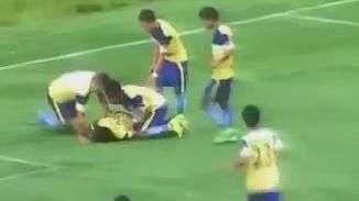 Veja comemoração de gol que acabou causando morte na Índia
