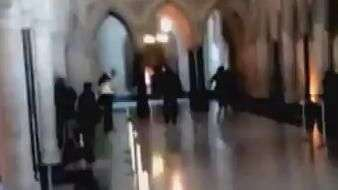 Vídeo mostra momento do tiroteio em Parlamento do Canadá