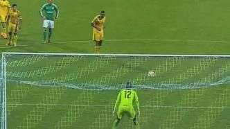 Brasileiro perde pênalti e afunda Metalist na lanterna