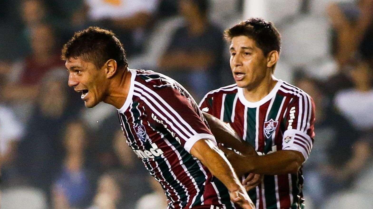 Veja o gol de Santos 0 x 1 Fluminense pelo Brasileiro