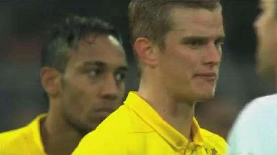 """Jogador do B. Dortmund dá """"chilique"""" após mais uma derrota"""