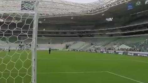 Allianz Parque: veja panorâmica da nova casa do Palmeiras