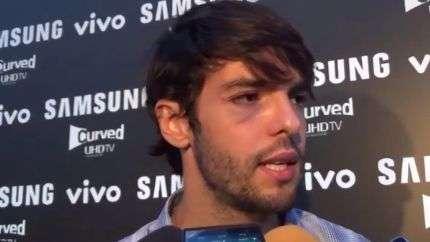Olho roxo, despedida de Ceni e ida para EUA: Kaká responde!