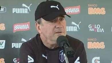 """Levir descarta """"jogo fácil"""" para Inter: """"queremos o G4"""""""