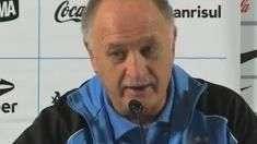 """Felipão vê Grêmio prejudicado por """"interesse"""" contra gaúchos"""