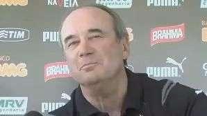 Levir Culpi pede time concentrado para vencer Copa do Brasil