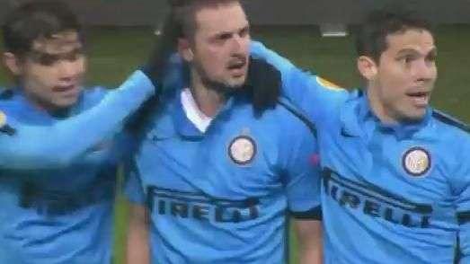 Com passe de Hernanes, Inter vence Dnipro na Liga Europa
