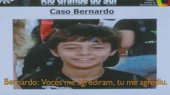 Morte do menino Bernardo Boldrini comove País em 2014