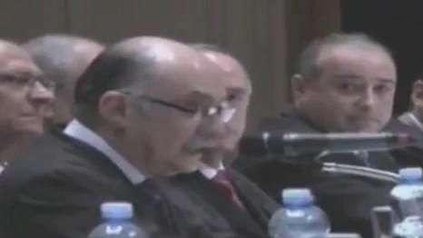 Em diplomação de Alckmin, presidente do TRE cita Lulu Santos
