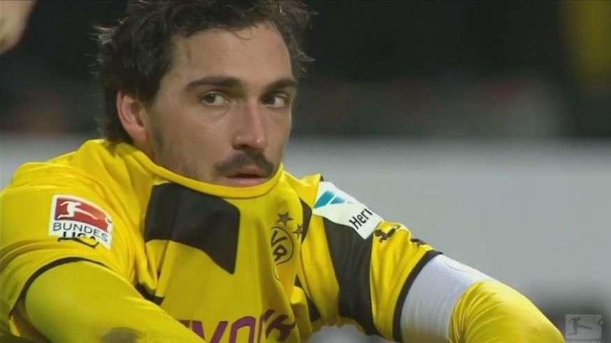 Campeão mundial fica desolado após nova derrota do Dortmund