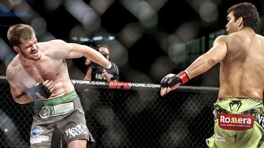 "UFC: Lyoto vence Dollaway e mira Rockchold: ""excelente luta"""