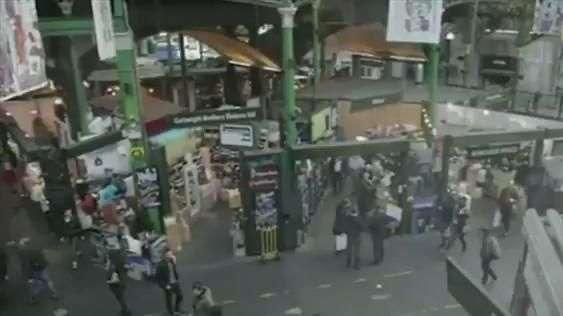 Mercado celebra mil anos como 'queridinho' de Londres