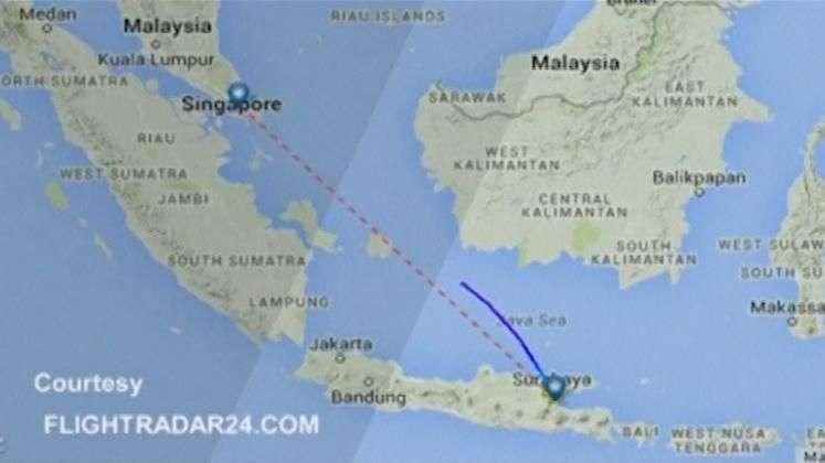 Piloto de avião desaparecido pediu para mudar de altitude