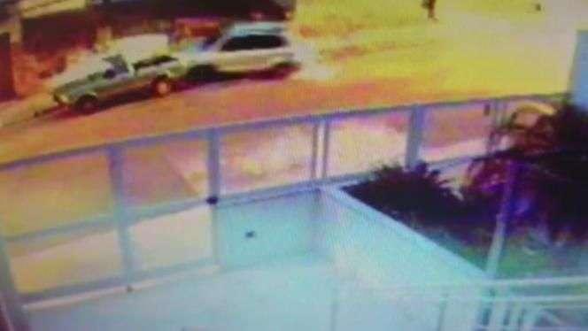 Vídeo mostra acidente impressionante em Jundiaí