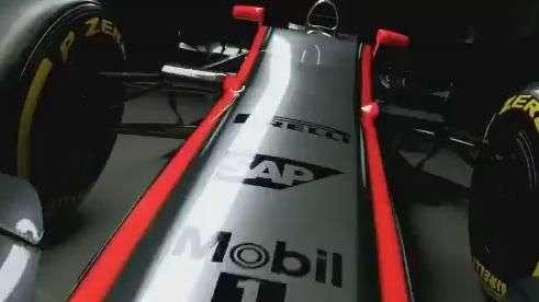 McLaren apresenta carro e frustra fãs de Senna/Honda
