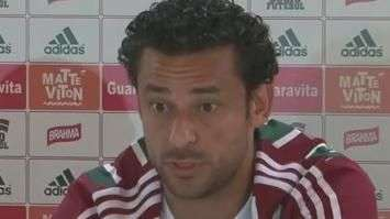 "Fred se emociona ao relembrar ""massacre"" pós-Copa 2014"