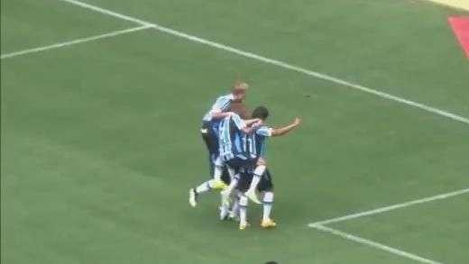 Gaúcho: Veja os gols de Grêmio 3 X 0 União Frederiquense