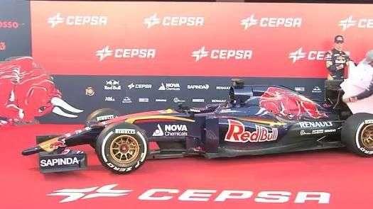 Fórmula 1: Toro Rosso apresenta novo carro para temporada