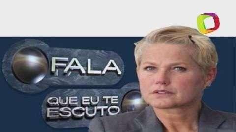 Charge: como seria a Xuxa nos programas da TV Record?