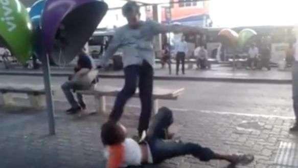 Jovem homossexual agride homem em estação de SP