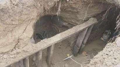 Misterioso túnel clandestino mobiliza a polícia em Toronto