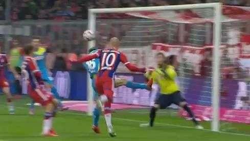 Alemão: veja lances de Bayern de Munique 4 x 1 Colônia