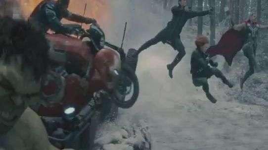 Veja novo trailer de 'Os Vingadores 2 - A Era de Ultron'