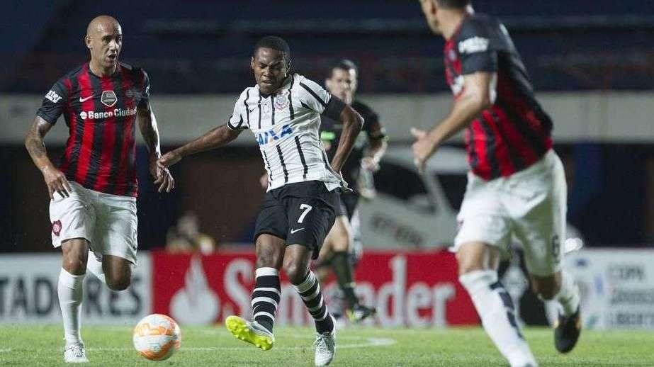 Libertadores: veja lances de San Lorenzo 0 x 1 Corinthians