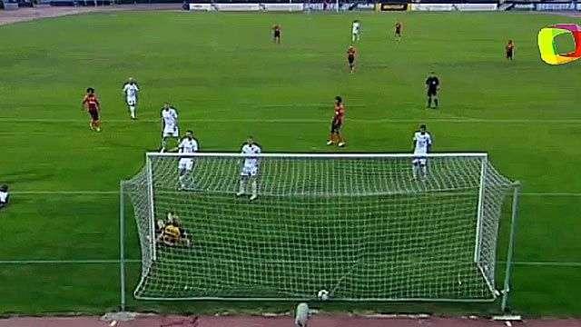 Shakhtar Donetsk  derrota por 1 a 0 al Tavriya