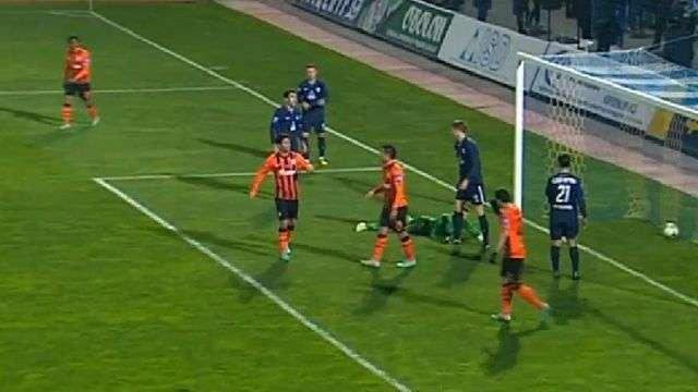 El Shakhtar Donetsk vence 4 a 0 al Metalurg