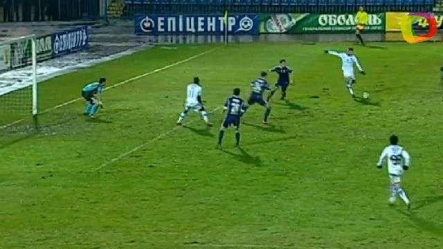 Dínamo de Kiev derrota por 4 a 2 al Hoverla