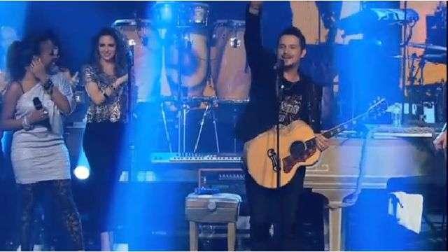 Terra Live Music: Behind the scenes con Alejandro Sanz