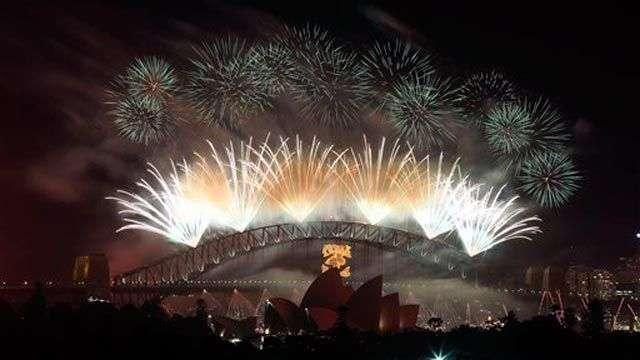 Fin de año en Australia con Killie Minogue