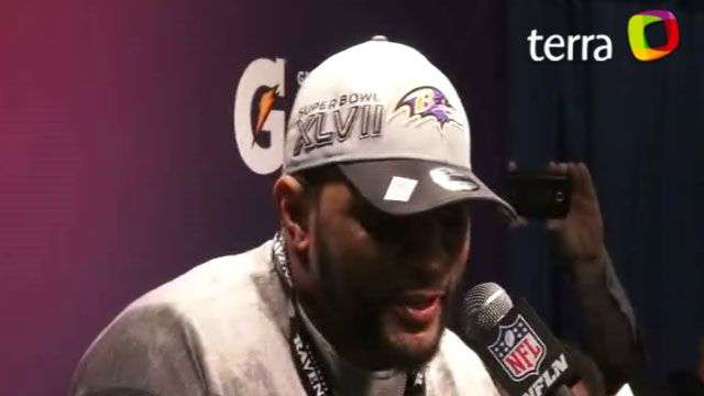 Ray Lewis se retira ganando el Super Bowl XLVII