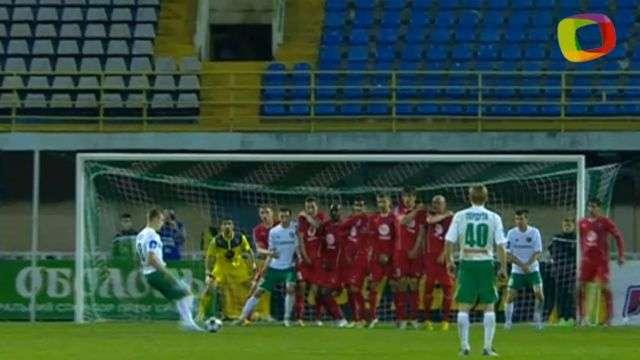 El Vorskla consigue un agónico empate ante el Tavriya
