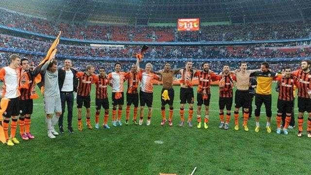 Shakhtar Donetsk se corona campeón de la liga ucraniana