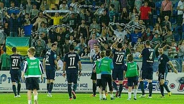 Metalurg Donetsk vence por 2 a 0 al Volyn