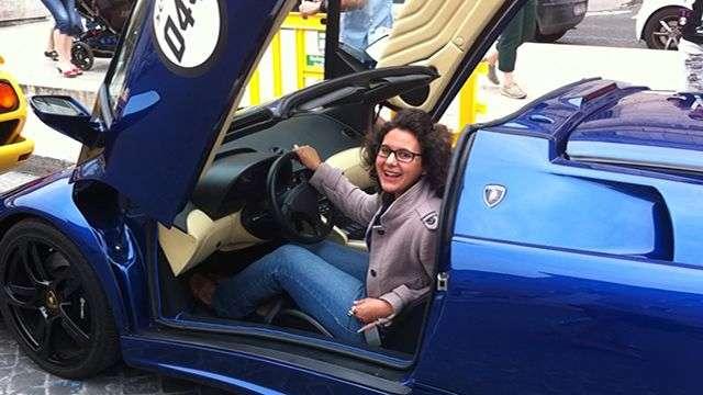 Lamborghinis en Roma