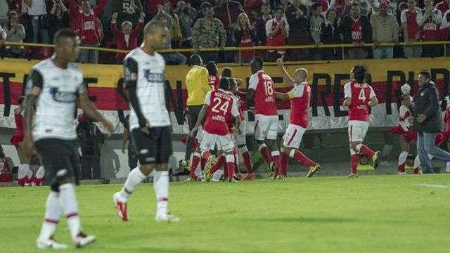 Cúcuta y Junior eliminados en la Liga Postobón