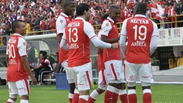 Listos los cuadrangulares del fútbol colombiano