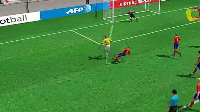 Gol 3D: Brasil golea a España y es campeón de la Confederaciones