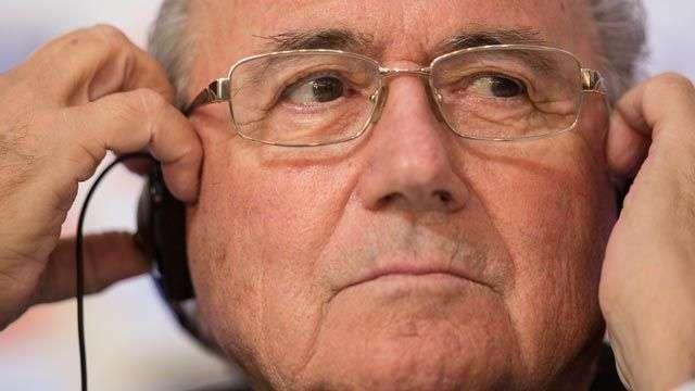 Blatter aprueba la Confederaciones, pese a las protestas