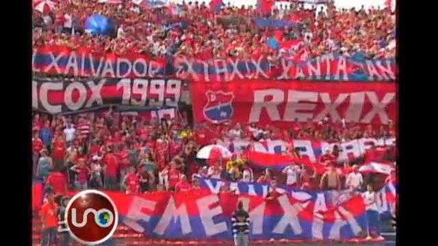 Medellín con la mejor taquilla en la primera fecha de la Liga Postobón II