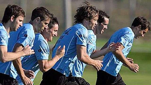 Uruguay espera conseguir 'lo máximo' ante Ecuador
