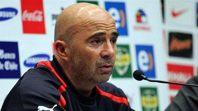 """Para Chile el Mundial empieza mañana"", dice Sampaoli"
