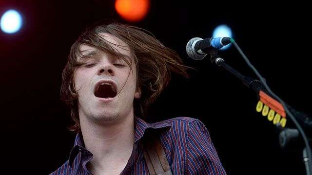 Step Up For The Cool Cats, por Palma Violets